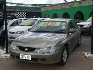 2003 Holden Commodore VY LPG Acclaim 4 Speed Automatic Sedan Nailsworth Prospect Area Preview