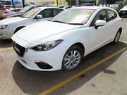 2015 Mazda 3 BM5478 Maxx SKYACTIV-Drive White 6 Speed Sports Automatic Hatchback Minchinbury Blacktown Area Preview