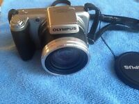 Olympus SP-800UZ digital bridge camera