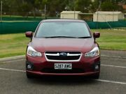 2012 Subaru Impreza G4 MY12 2.0i-L Lineartronic AWD Red 6 Speed Constant Variable Sedan Murray Bridge Murray Bridge Area Preview