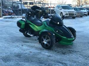 2012 Can Am Spyder Rs-s sm5