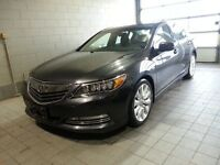 2014 RLX HYBRID EXECUTIVE DEMO WITH ACURA WATCH SAFETY FEATURES
