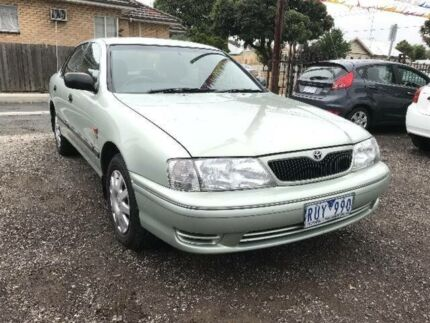 2002 Toyota Avalon MCX10R Conquest Green 4 Speed Automatic Sedan South Geelong Geelong City Preview