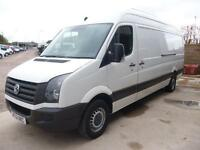 Volkswagen Crafter 2.0TDi ( 109PS ) CR35 LWB High Roof Diesel