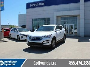 2014 Hyundai Santa Fe Sport AWD heated steering heated rear seat