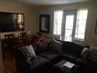 SUBSIDIZED LEASE TRANSFER: 2 bed/2 bath - Downtown Montreal