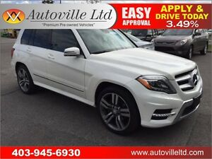 2013 MERCEDES GLK350 NAVIGATION BACKUP CAMERA 90 DAYS NO PAYMENT