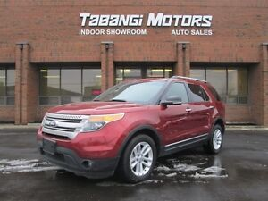 2014 Ford Explorer NAVIGATION LEATHER 4WD POWER TAILGATE!!!