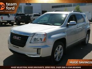 2017 GMC Terrain SLE2, 4WD, FULL SIZE SUV ACCIDENT FREE