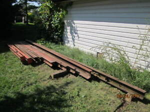 Used I-Beams for Sale -Various sizes