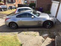 Nissan 350Z GT, **ONLY-57000-Miles** Manual Coupe