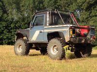 Land Rover Defender 90, 300TDI