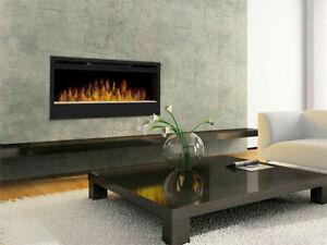 Electric Fireplace -Linear- Dimplex BLF74 / BLF50 / BLF34