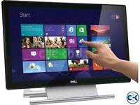 "Dell touchscreen monitor 22"""