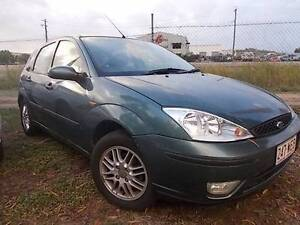 2003 Ford Focus Hatchback Mount Louisa Townsville City Preview