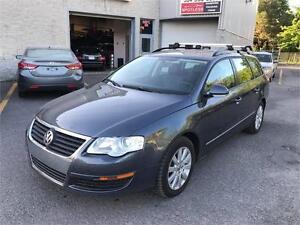2009 Volkswagen Passat Wagon Comfortline (GARANTIE 1 ANS INCLUS)