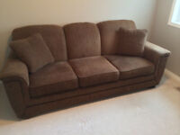Queen Lazyboy Sofa Bed (with Air Mattress Upgrade)