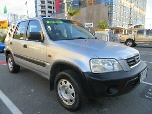 2001 Honda CR-V (4x4) Silver 4 Speed Automatic 4x4 Wagon Southport Gold Coast City Preview