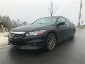 2011 Honda Accord Black Series 001/200
