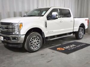 2017 Ford F-350 King Ranch 4x4 SD Crew Cab 6.75 ft. box 160 in.