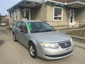 SATURN  ION 2005 MANUELLE 67000 KILO BAS MILEAGE CIVIC GOLF