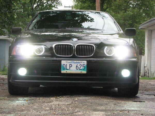 Used 2002 BMW 5-Series