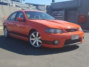 2003 FPV GT-P BA Orange 4 Speed Auto Seq Sportshift Sedan Maidstone Maribyrnong Area Preview