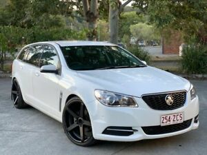 2016 Holden Commodore 2 Evoke White 6 Speed Auto Active Select Wagon Burleigh Heads Gold Coast South Preview