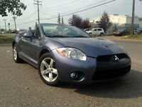 "2008 Mitsubishi Eclipse Spyder GS ""71K ONLY, 90 days warranty"""