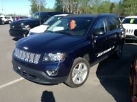 2014 Jeep Compass HIGH ALTITUDE UCONNECT SIRIUS FOG CUIR