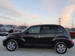 2009 CHRYSLER PT CRUISER SPORT--LEATHER SEATS-ONE OWNER-