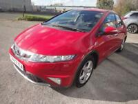LHD 2011 Honda Civic 1.4i 5 Door SPANISH REGISTERED