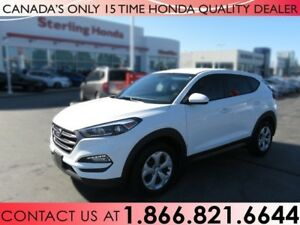 2016 Hyundai Tucson FWD | 1 OWNER | NO ACCIDENTS