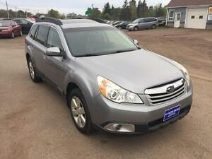 SOLD SOLD SOLD 2011 Subaru Outback 2.5i Limited Pwr Moon