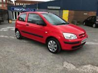 Hyundai Getz 1.1 GSi - 54reg - F.S.H - Cheap to run & Insure