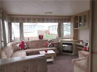 Private sale static caravan for sale in Morecambe Lancashire a 12 month sea view park