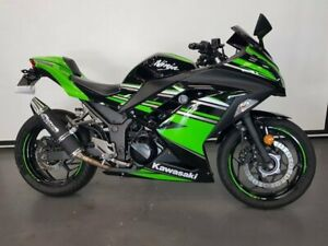 2016 Kawasaki Ninja 300 ABS West Ipswich Ipswich City Preview