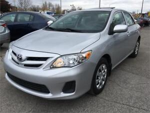 2013 Toyota Corolla TOIT OUVRANT SEIGES CHAUFF. BLUETOOTH CRUISE