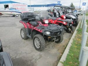 2010 POLARIS SPORTSMAN 850 XP EPS