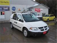 2007 Dodge Caravan C/V|ONE OWNER|NO ACCIDENTS| 3 IN STOCK