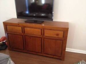New Timber Buffet/Sideboard for sale $150 Glen Alpine Campbelltown Area Preview