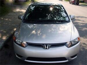 Honda Civic Cpe 2dr AT LX 2007