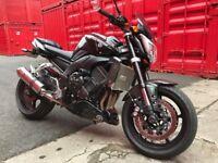 Stunning yamaha Fz1 naked sportsbike