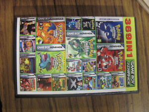 amazing game boy advanced 369 games in one so may cool games