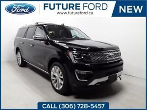 2019 Ford Expedition Platinum Max|22RIMS|NAV|FORDPASS CONNECT|MO