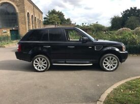RANGE ROVER SPORT 2009 *EXCELLENT CONDITION*ONLY £ 7,500*