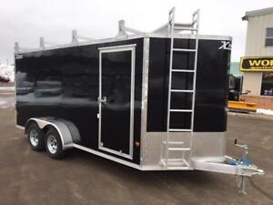 NEW 2018 XPRESS 7' x 16' ULTIMATE CONTRACTOR CARGO TRAILER