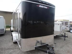 7x14 Cargo Trailer with extra height