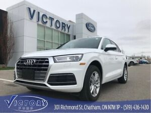 2018 Audi Q5 Komfort, Navigation, Heated Seats, Backup Camera