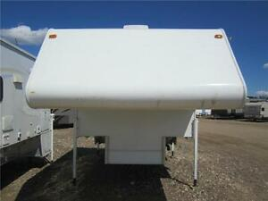 Used 2011 Adventurer LP (ALP) Truck Campers 810WS
